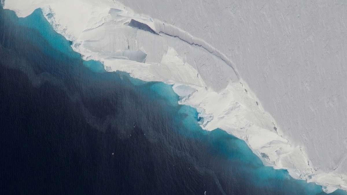Antarktis Entdeckung