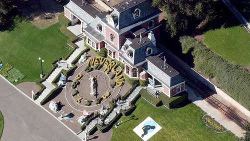 Michael Jacksons Neverland Ranch so günstig wie nie