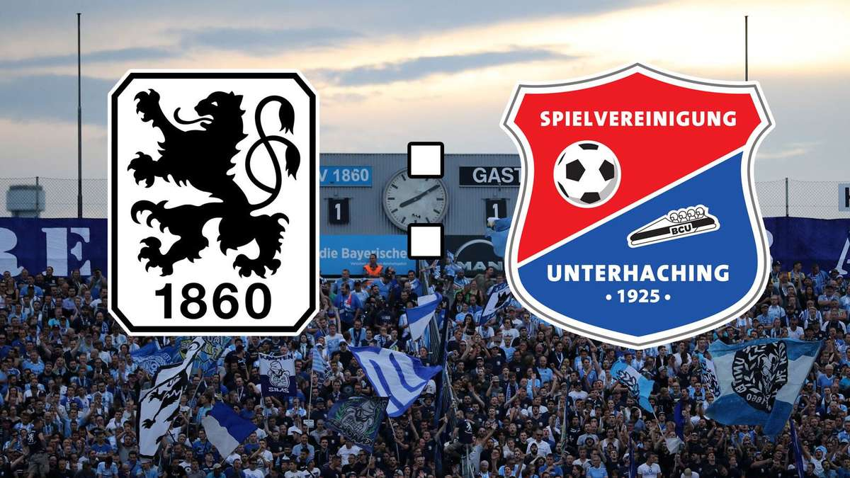 1860 München Gegen Unterhaching