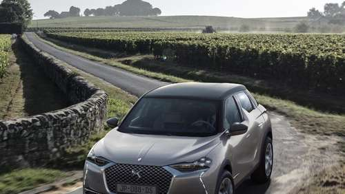 DS3 Crossback kommt im Mai ab 23.490 Euro