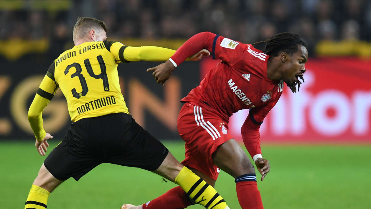 Bayern Gegen Dortmund Live Stream