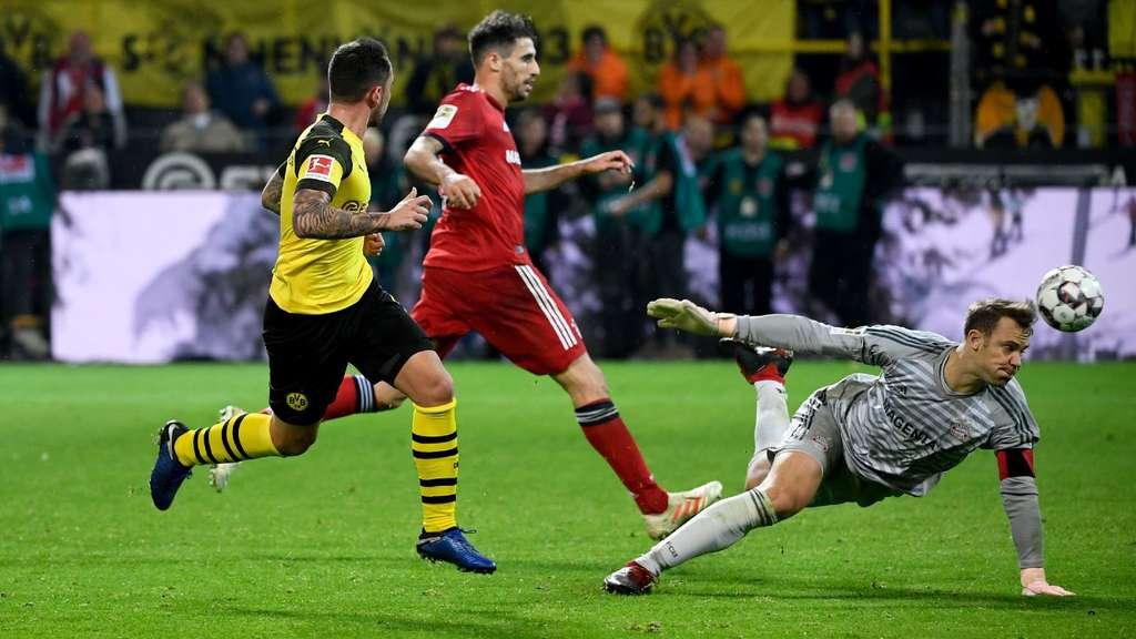 Spiel Bayern Gegen Dortmund