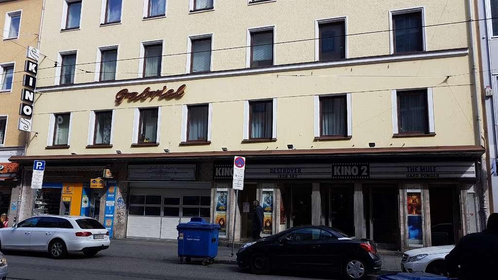 München Maxvorstadt Das Neue Gabriel Münchens ältestes Kino