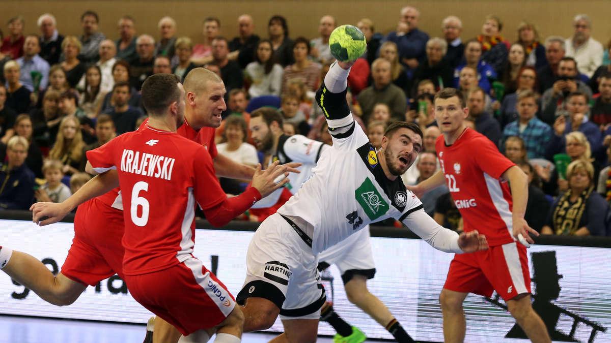 Deutschland Gegen Polen Handball