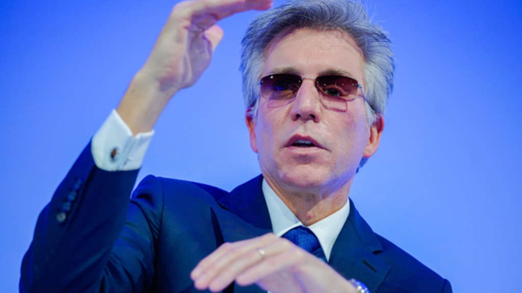 Platz 3: Bill McDermott (SAP)