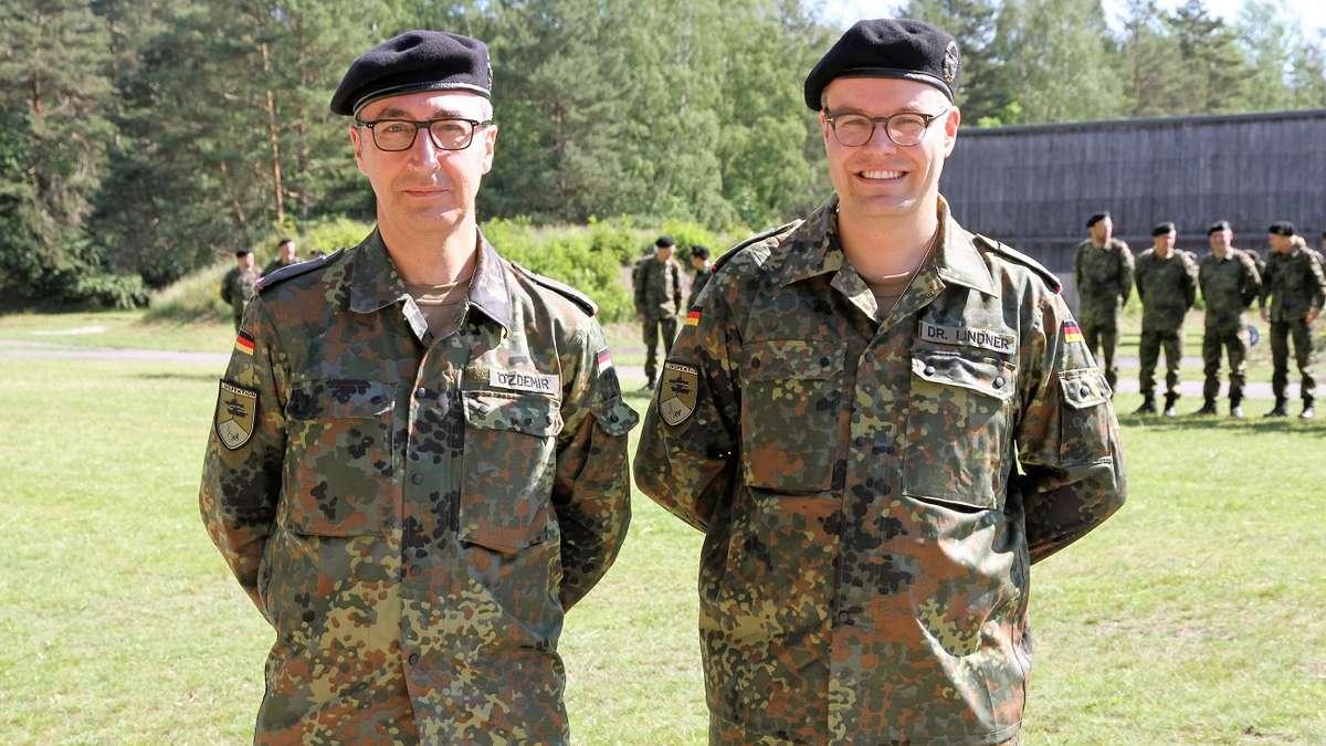 Cem özdemir Bundeswehr