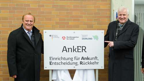 Ankerzentrum-Dependence Am Moosfeld in Trudering