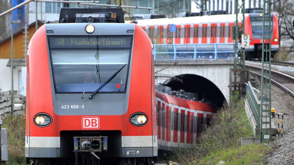 Münchenaltstadt Ab Heute Zugausfälle Wegen Stammstrecken