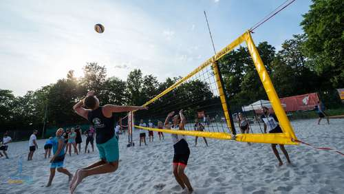 So war der Bavarian Beach Cup 2019