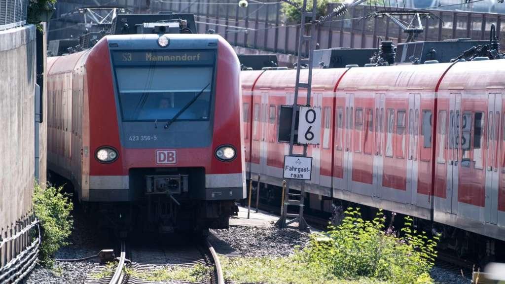 Münchenaltstadt Nach Dem Stammstrecken Chaos Ursache Für