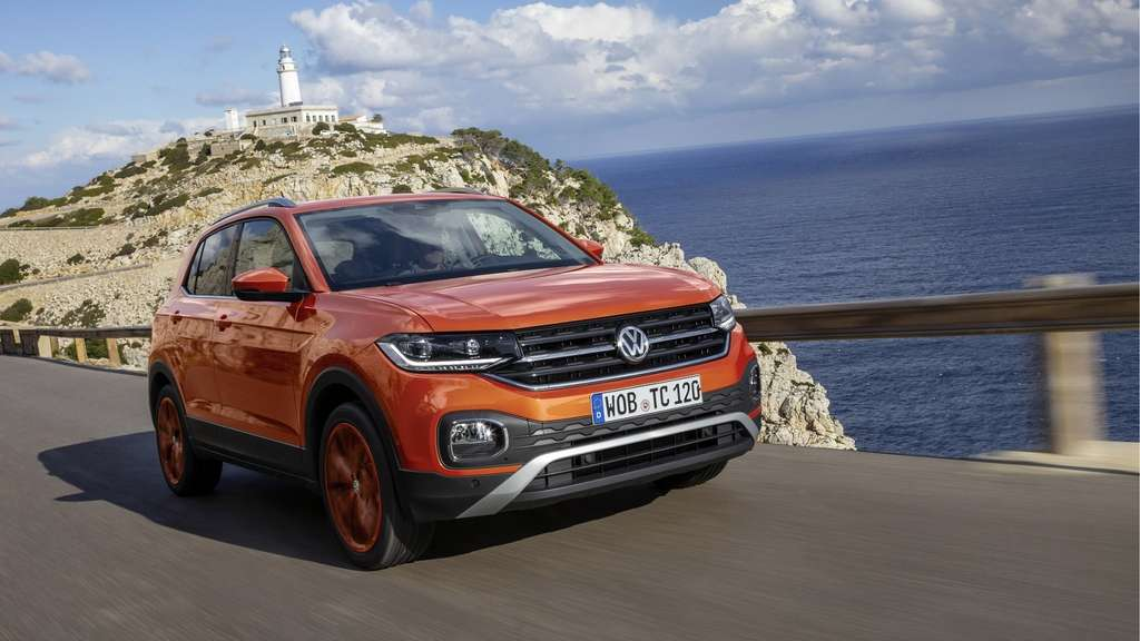 Im Alltagstest: VW T-Cross 1.0