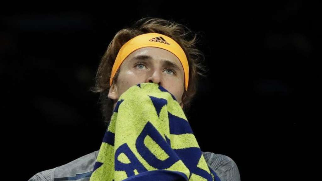 Tennisstar Zverev in London zum Siegen verdammt