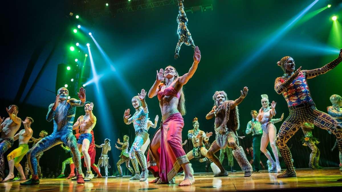 Cirque Du Soleil 2021 München