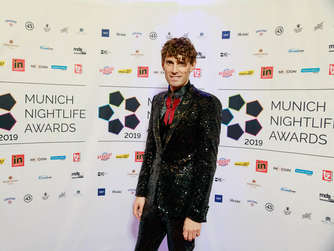 Maximilian Wittig will Mr Gay Germany werden.