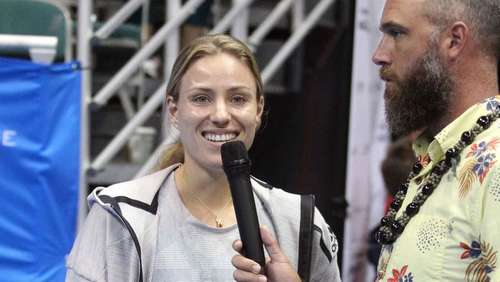 Nach Final-Absage: Tennis-Ass Kerber startet in Australien