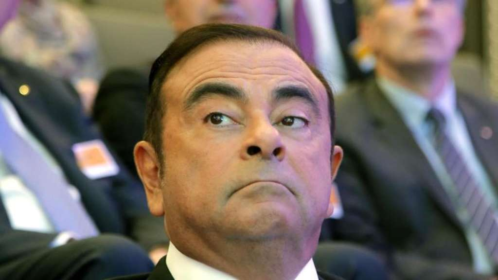 Ghosn nutzte