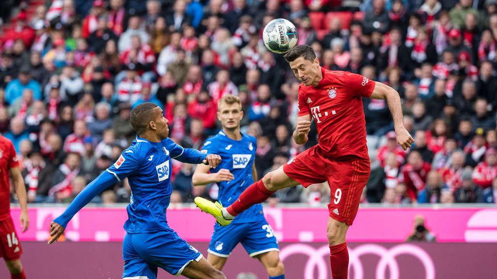 Hoffenheim Gegen Fc Bayern