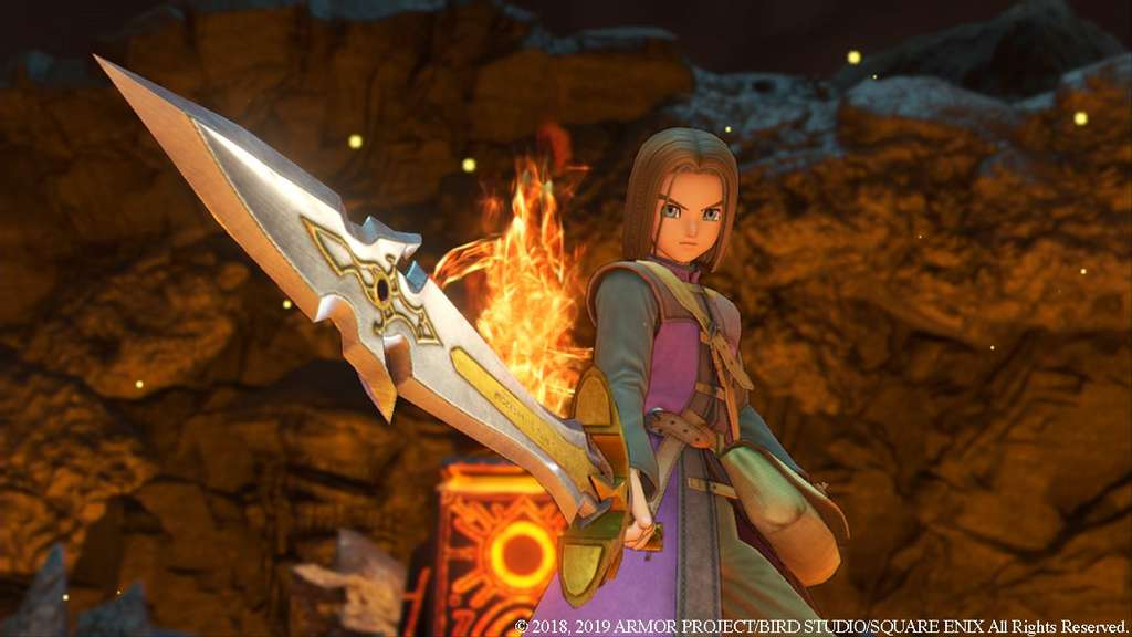 Test Dragon Quest XI - Streiter des Schicksals (Nintendo Switch)