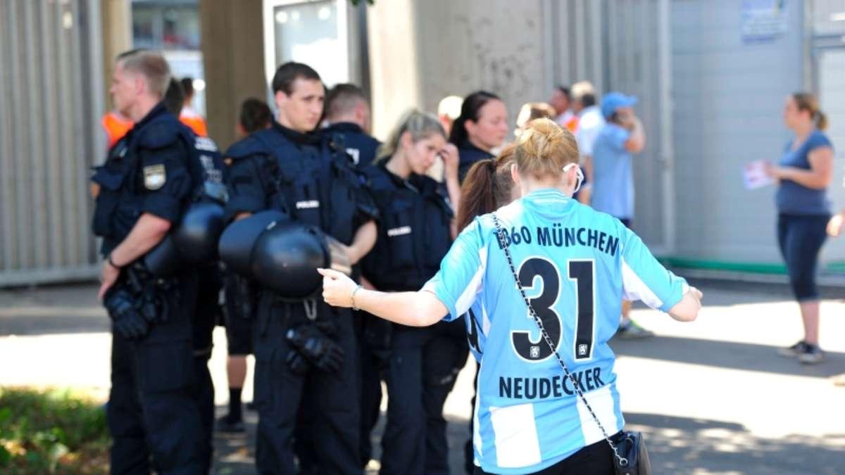 Polizei München Giesing