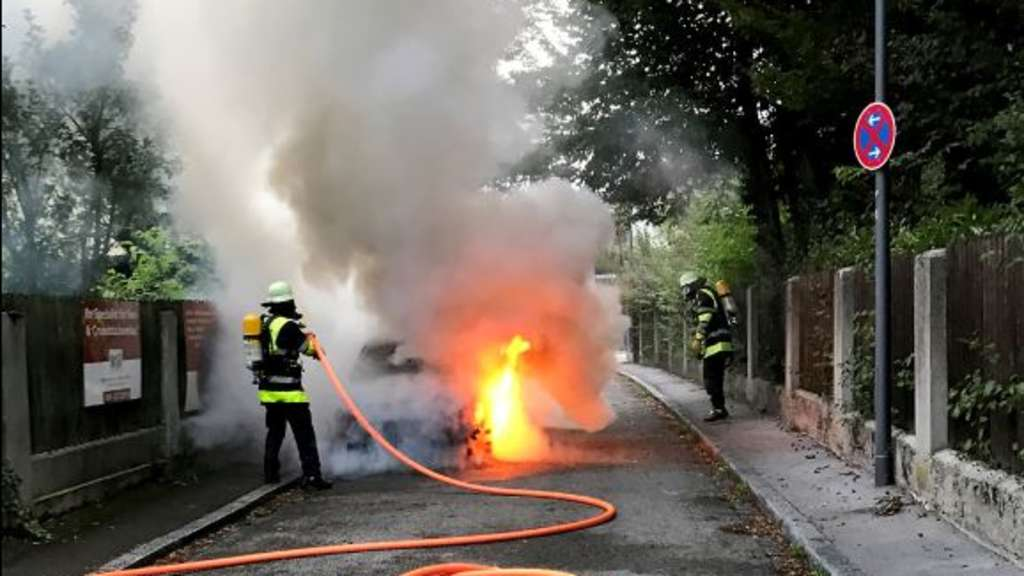 Facebook Feuerwehr München