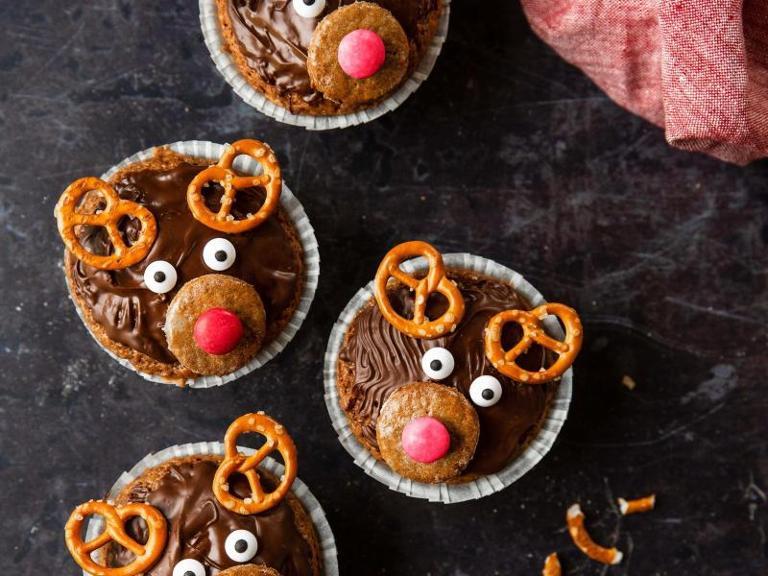 Weihnachtsbäckerei Mit Kindern